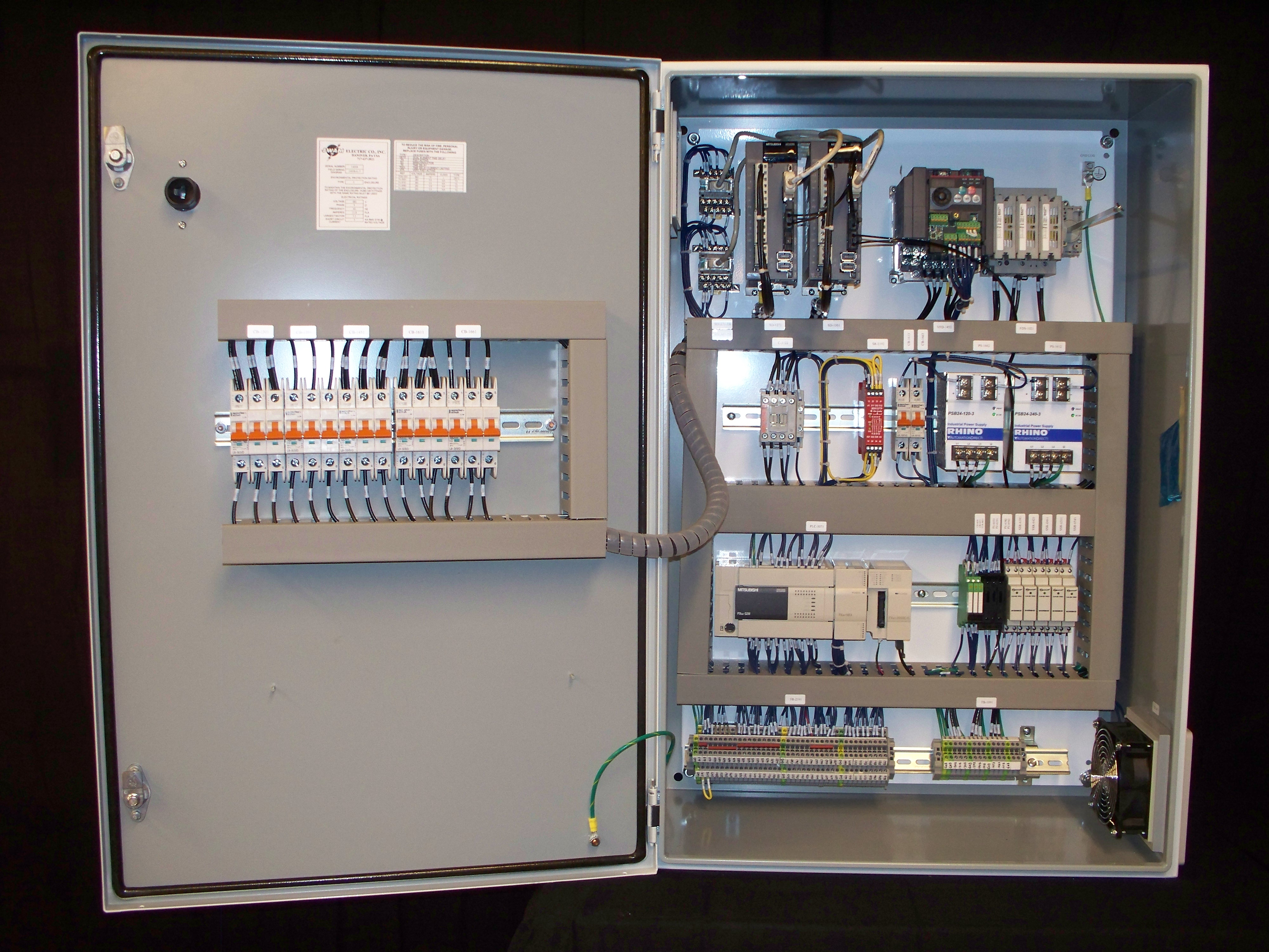 Industrial Controls and Power Distribution Systems | UL